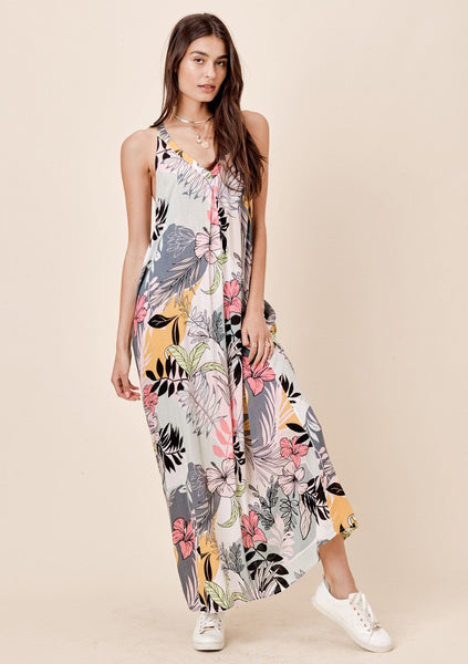 dbe26601cc Tropical Maxi Dresses, Tropical Tops | LOVESTITCH Tropical Collection