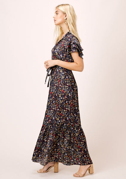 Marigold Maxi Dress