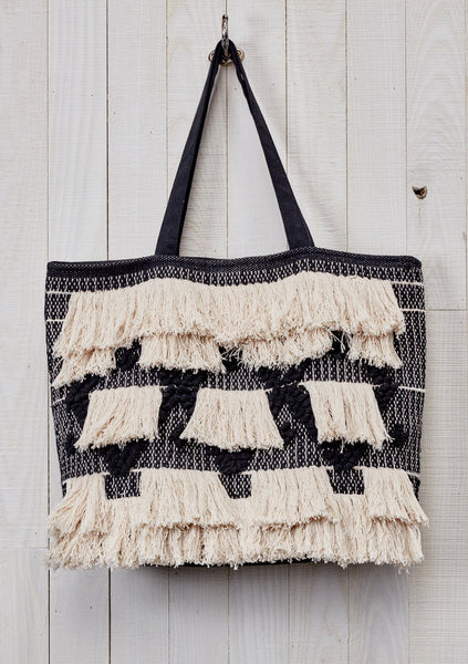 Willow Fringed Tote