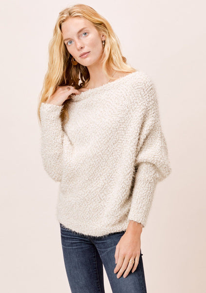 Dawson Off-The-Shoulder Sweater