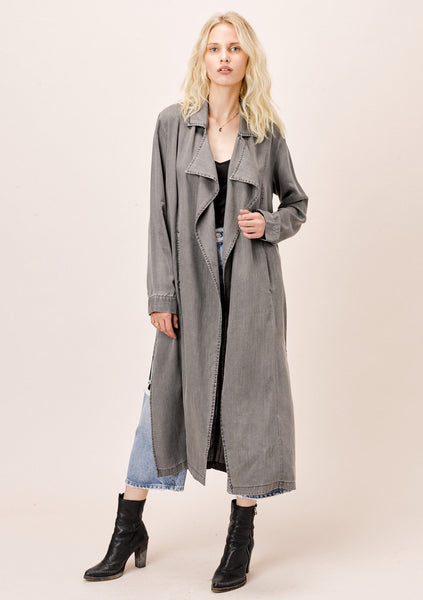 Eunice Lightweight Trench Coat