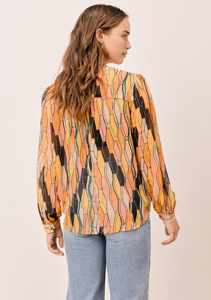Lucia Blouse
