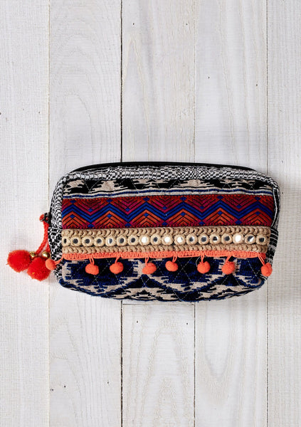 Raki Makeup Bag