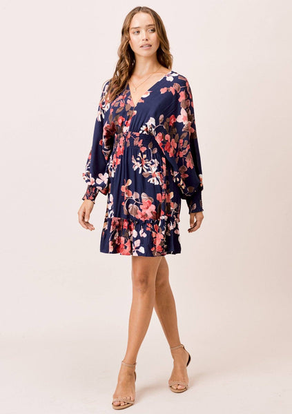 Joelle Split Sleeve Mini Dress