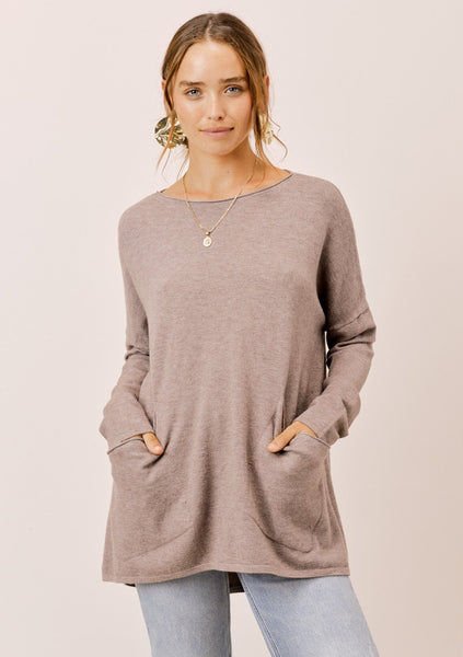 Cove Two Pocket Sweater