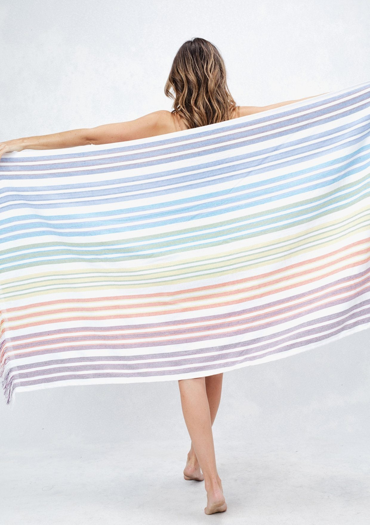 [Color: Rainbow Stripe]