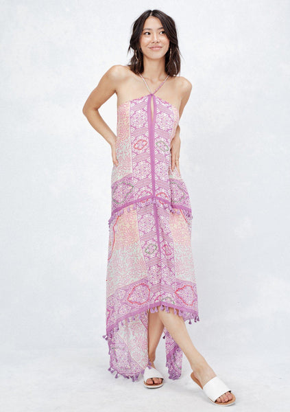 Sheer Moroccan Phoebe Dress