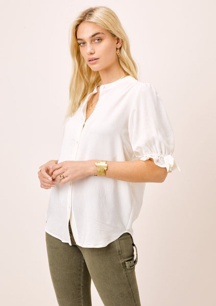 Jana Puff Sleeve Top