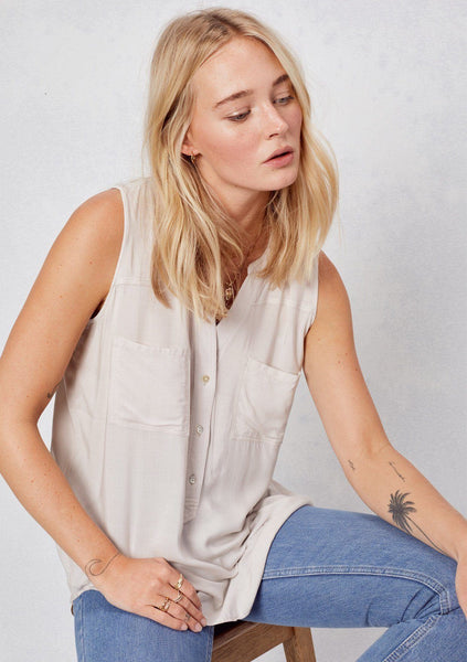Peta Sleeveless Top