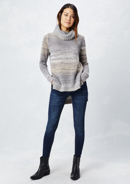 Jia Turtle Neck Sweater