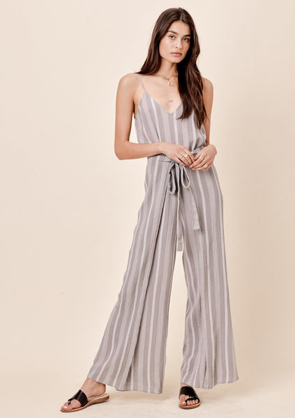 Rory Striped Jumpsuit