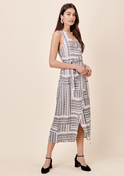 Malka Wrap Dress
