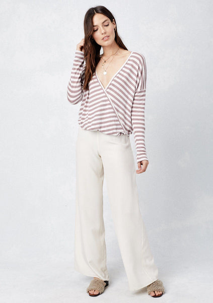 Lou Striped Top