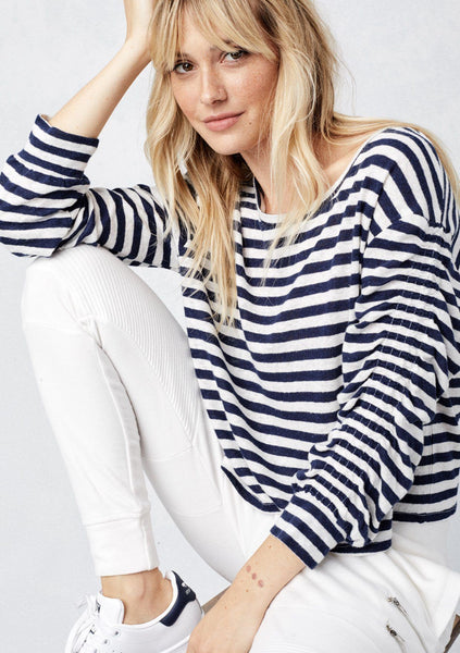 Tabitha Striped Top