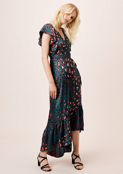 Into the Wild Harper Wrap Dress