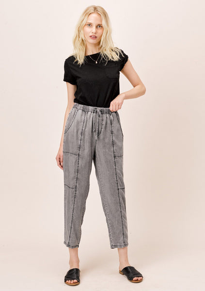 Tehya Acid Wash Jogger