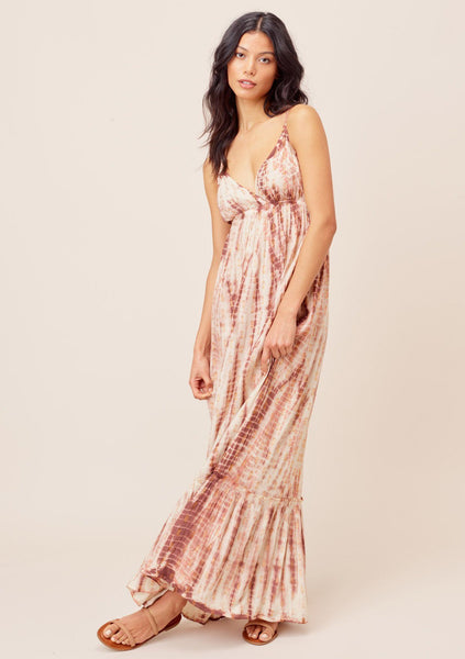 Sophie Tie Dye Maxi Dress