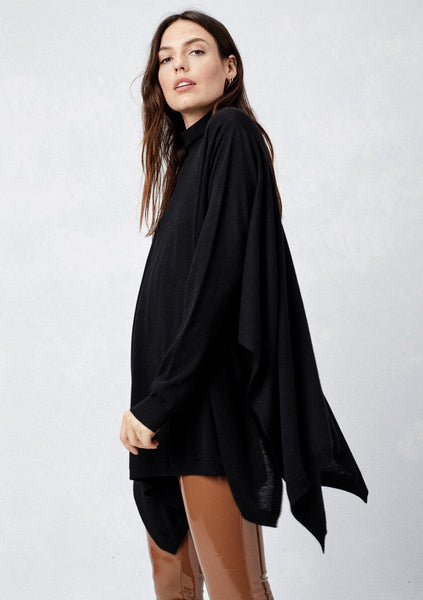 Women's Ponchos, Capes and Wraps | LOVESTITCH Oversized Fall