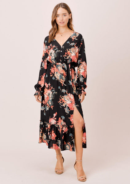 Ophelia Floral Dress