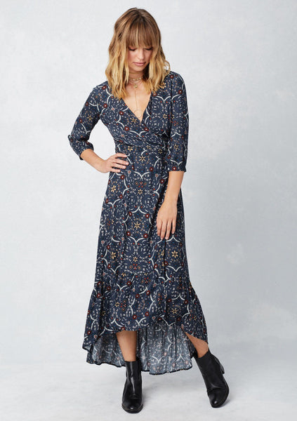 Lenka Wrap Dress