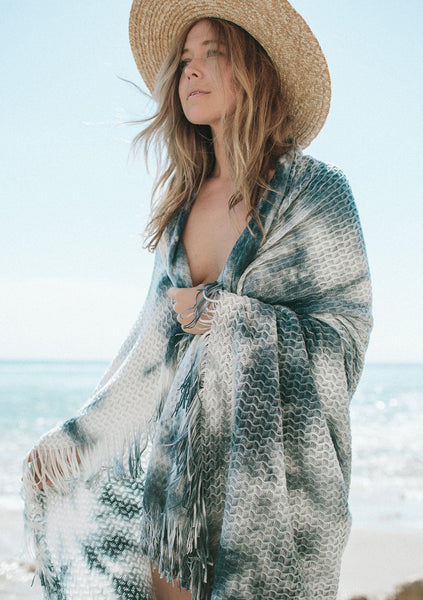 Laguna Beach Throw Blanket