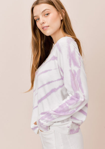 Like a Cloud Tie Dye Pullover