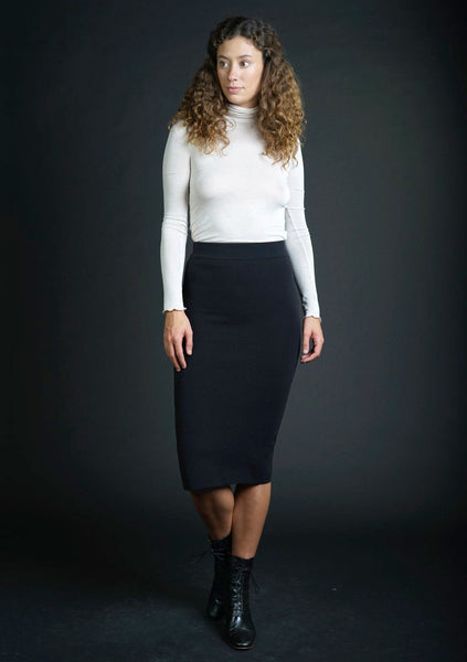 Adela Pencil Skirt