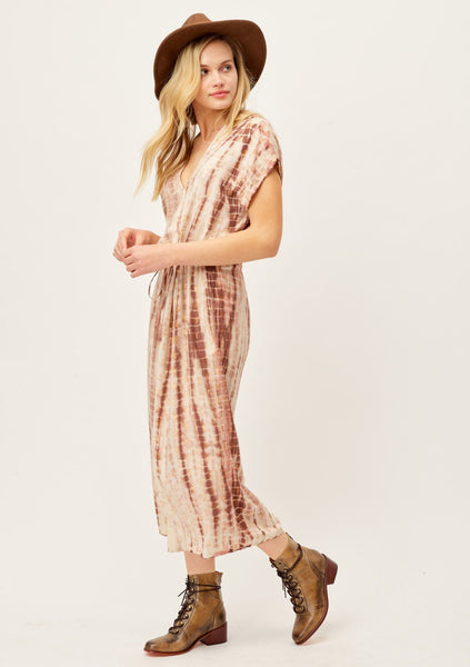 Festival Ready Tie-Dye Dress