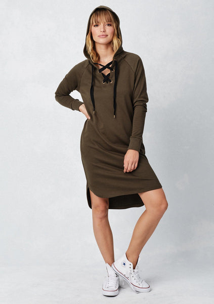 Zane Sweatshirt Dress