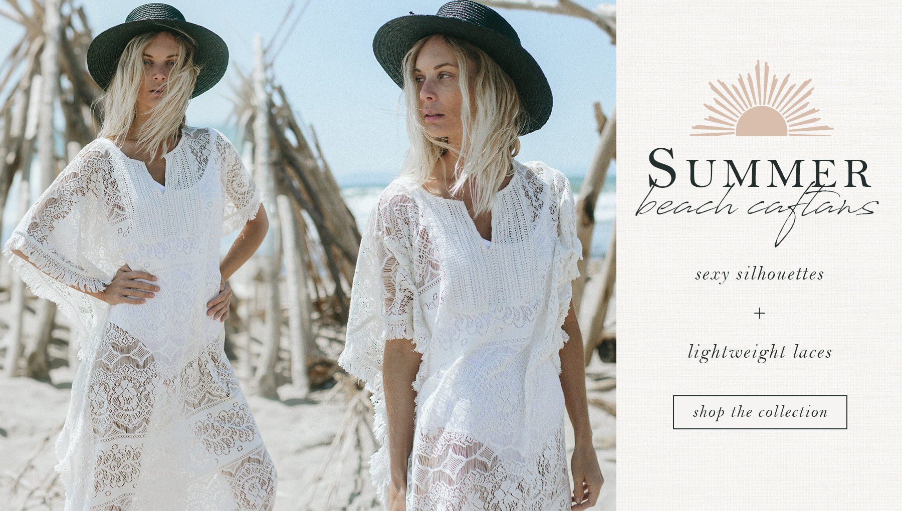 Shop Sand and Sea Collection