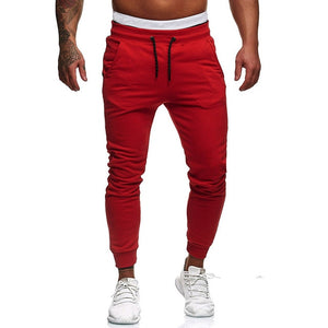 Men's Fitness Training Large Size Sports Warm Pants Jogger