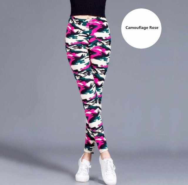 High Waist Elasticity Pant Leggings
