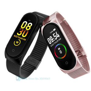 Bluetooth Temperature Smart Watch Men,Women  Clock For Android IOS Fitness Tracker
