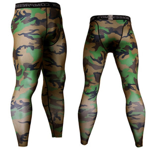 Compression Pants Running Pants Men Training Fitness  Gym