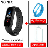 Xiaomi Smart Bracelet 4 Color AMOLED Screen Miband 5 Smartband Fitness