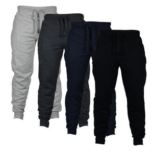 Mens Joggers Casual Pants Fitness Men Sportswear Sweatpants