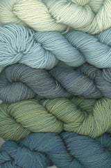 Perspectives Kit Crazyfoot Pale Sage/Moss Blue