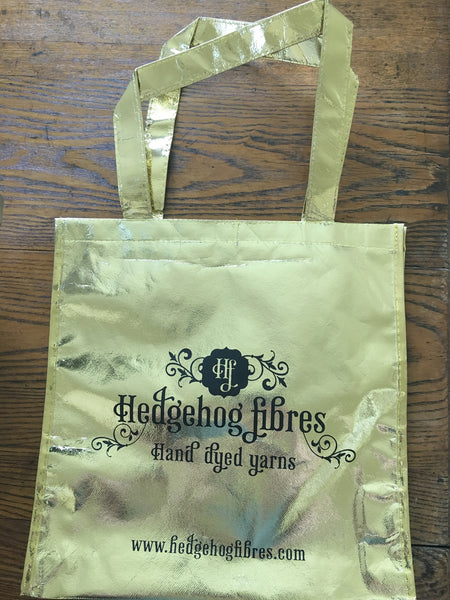 Hedgehog Fibres Project Bag