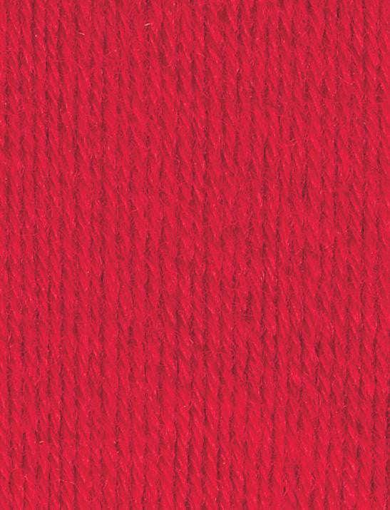 Regia Solids 02054 Bright Red