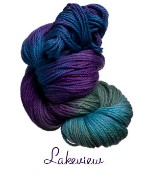 Lorna's Laces Shepherd Sock 504 Lakeview