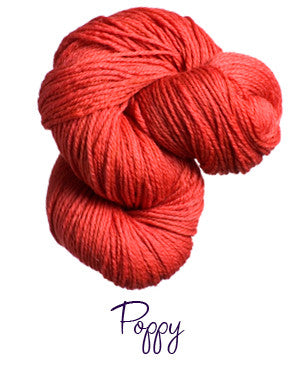 Lorna's Laces Shepherd Sock 50ns Poppy