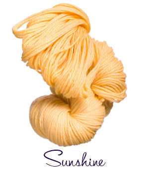 Lorna's Laces Shepherd Sock 40ns Sunshine