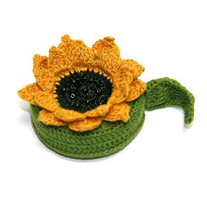 Sunflower Tape Measure
