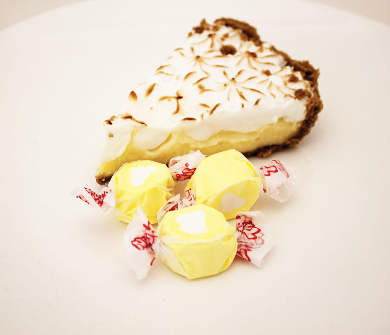 Lemon Cream Taffy - March Flavor of the Month