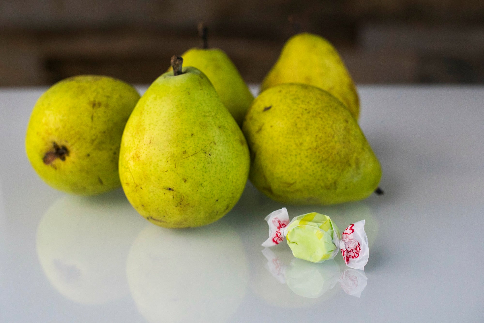 Golden Pear Taffy - September Flavor of the Month