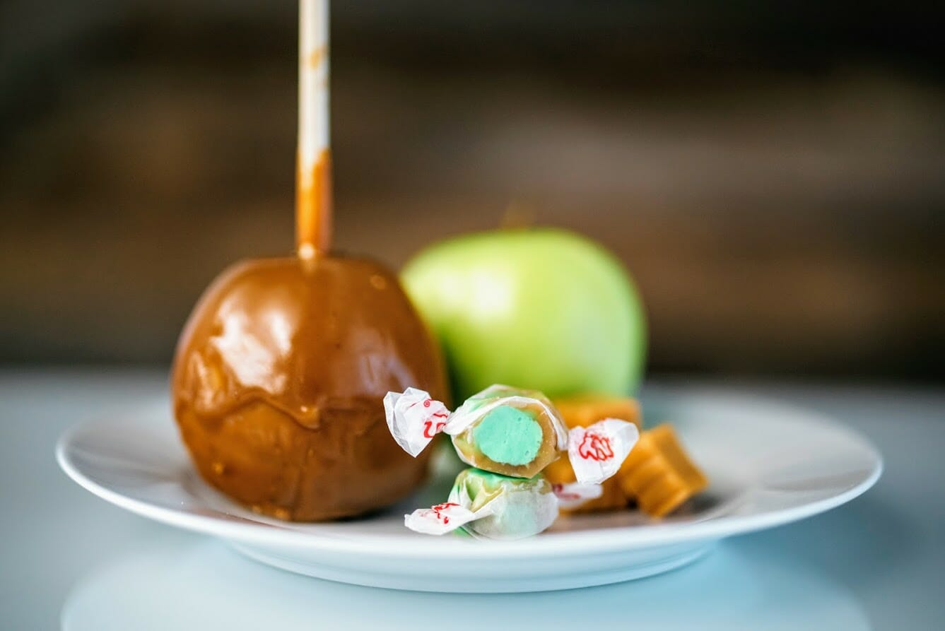 Caramel Apple Taffy - October's Flavor of the Month