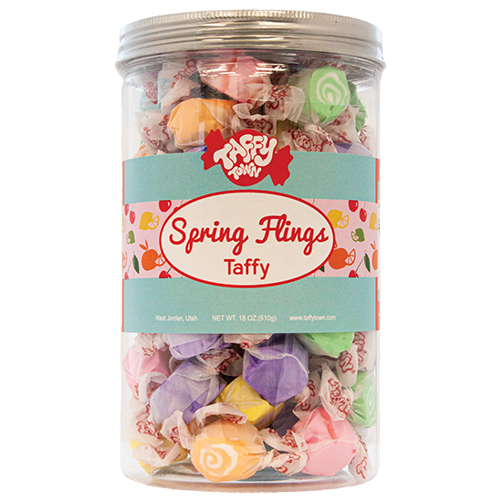 Spring Flings Gift Canister (18 oz.)