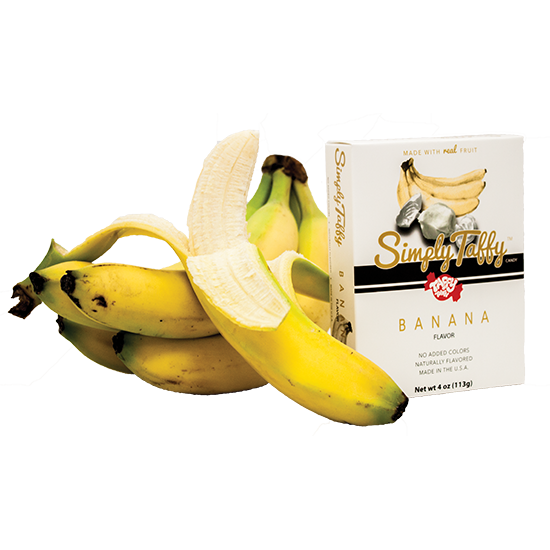 Simply Taffy Banana