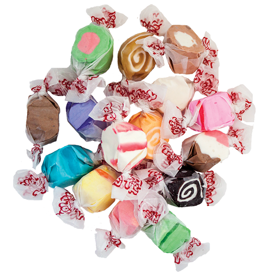 Assorted Taffy Flavors