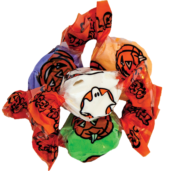Halloween Taffy Mix